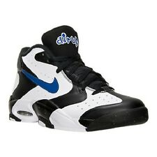 Men's Nike Air Up 2014 Basketball Shoes, 630929 004 Sizes 10.5-11 Black/Game Roy