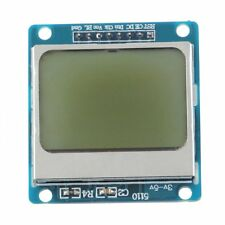 New 84*48 LCD Module Blue Backlight Adapter PCB for Nokia 5110 E5