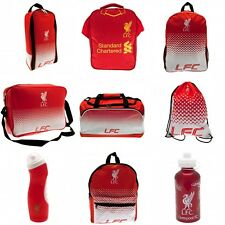 Liverpool FC Backpack/Ruck Sack Boot Bag/Shoe Bag Gym Bag PE/Swim Bag Lunch Bag