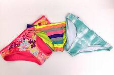 Bathing Suit Bottoms Swimsuit Swim Bikini Bottoms Ladies Size Med Select Style