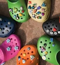 NEW Crocs Jibbitz Shoe Charms Girls PICK YOUR CHARMS! Frozen, Star Wars MORE!!!