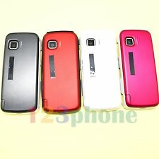 New Keypad + Battery Cover + Chassis Full Housing For Nokia 5230