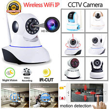 New Wireless P & T 720P Security Network CCTV IP Camera WIFI Webcam Night Vision