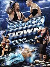 WWE: Smackdown - The Best of 2009, 2010 (DVD, 2010, 3-Disc Set)