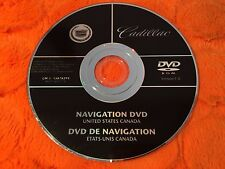 2007 2008 2009 2010 Cadillac Escalade ESV EXT Navigation DVD Disk Map USA CANADA