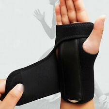 Brace Sprains Hand Useful Carpal Tunnel Band Wrist Support Arthritis Splint New