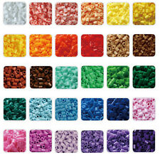 1000pcs PERLER/HAMA BEADS for Kids Children Great Fun Toy 50 single color