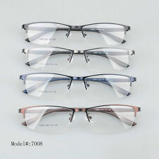 7008 man's optical frame eyewear myopia glasses metal eyeglasses spectacles