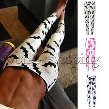 Sexy Womens Leisure YOGA Running Sport Tight Long Pants Leggings Fitness Trouser