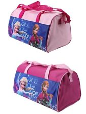 FROZEN the ice Queen Anna Elsa Sports Bag Travel Bag Shoulder bag pink