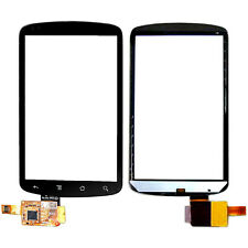 (Box Packaging) New Touch Screen Digitizer For HTC Google Nexus One G5 #Black