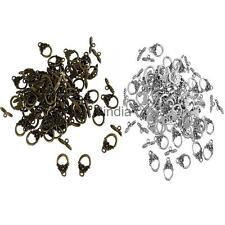 50 Sets Flower OT Toggle Clasps DIY Jewelry Findings