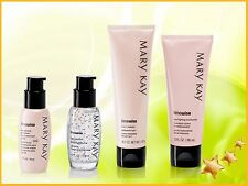 Mary Kay TimeWise Miracle Set Night Day Solution,Cleanser 3 in1,Moisturizer