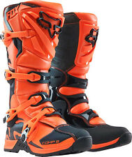 2017 Fox Racing Orange Comp 5 Boot Motocross MX Offroad Boots ATV Kids Youth KTM
