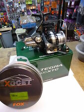 Shimano  Carp Fishing Ultegra XTC 5500 Big Pit Quick Drag Reel fox 18lb exocet