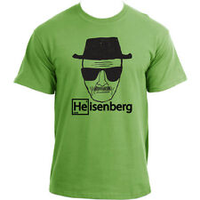 Heisenberg Wanted Sketch Walter White Mr. White Breaking Bad inspired T-Shirt
