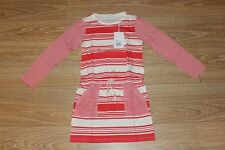 BNWT COUNTRY ROAD GIRLS SPACE STRIPE DRESS SIZE 7.8 RRP$49.95