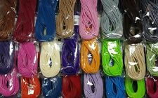 Polyester Waxed Cord 2mm - Various colours