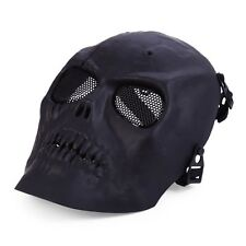 Skull Mask Paintball Full Face Airsoft Army CS Game Case Protector AUS