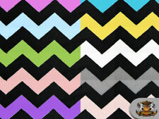 "Minky Print Fabric Chevron MINI  / 58"" W / Sold by the Yard"