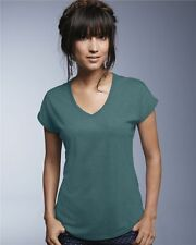 Anvil - Ladies' Triblend V-Neck T-Shirt - 6750VL