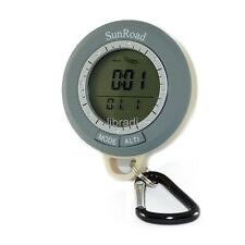 Digital Rainproof Compass Altimeter Barometer Weather Thermometer Climb Rate