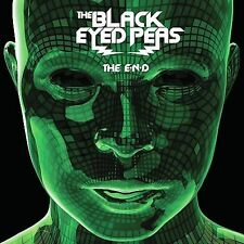 The E.N.D. (Energy Never Dies) by The Black Eyed Peas (CD, Jun-2009, Interscope