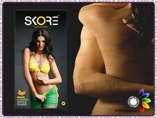 SKORE Banana Flavored With Extra Dots Condoms - Pack Of 10