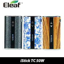 Special Edition 50W Eleaf iStick Subohm 4400mAh Battery VV VW MOD w/ USB Charger