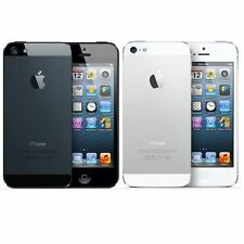 "APPLE IPHONE 5 16/32/64GB iOS 8MP GPS WIFI  4.0"" Unlocked GSM SMARTPHONE W/Gift"