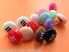 Funky Kitsch Candy Chocolate Sweet Retro Stud Earring BUY GET 1 FREE