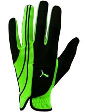 Puma  Golf Youth Left Hand FormStripe Performance Golf Glove  -Green Pick Size