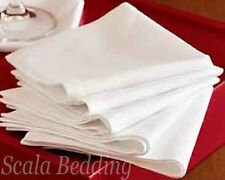 Set of 12 PC Soft Napkin 100% Egyptian Cotton Solid Choose Size & Color