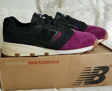 New Balance x Solebox 575BPW UK10 Purple Devils