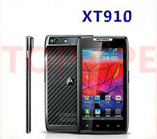 Unlocked Motorola RAZR XT910 WIFI 3G 8MP Camera 16GB Touchscreen Smartphone
