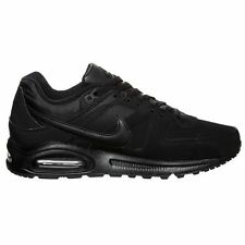 Nike Air Max Command Leather Black Mens Trainers Sneakers