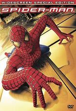 Spider-Man DVD Special Edition Widescreen DISC ONLY
