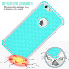 New Shockproof Hybrid Rugged Rubber Hard Case Cover Skin for iPhone 6s&6 Plus 5s