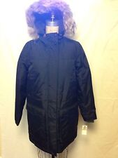 Woolrich Womens Patrol Down Parka 15013 Black New With Tags