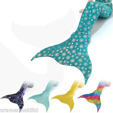 Mermaid Tail with FINIS Aquarius Monofin For Teens Age 12-13 Years Pro Swimmers