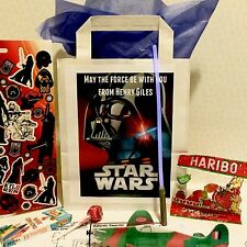 • STAR WARS Pre-Filled Party Bags - Birthday Wedding Favour