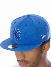 New Era Blue New York Yankees MLB Jersey Fitted Cap