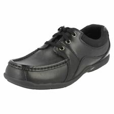 Clarks Boys Bootleg School Shoes Penwith