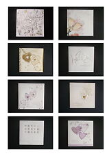 Quality card wedding invitations by Simon Elvin