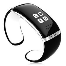 OLED Smart Phone Wrist Watch Bluetooth Bracelet with Call ID SMS Dial AAU