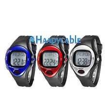 New Fitness Pulse Heart Rate Monitor Wrist Watch Sport Exercise Calorie Counter