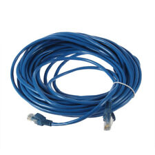 50FT RJ45 CAT5 CAT5E Ethernet Network Lan Router Patch Cable Cord 15M KG