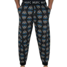 Newcastle United FC Official Soccer Gift Mens Lounge Pants Pajama Bottoms