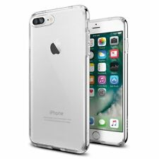 Crystal Clear Case Silicone/Rubber/Gel Soft Transparent Cover For iPhone 7 Plus