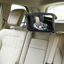 Car Safety Easy View Back Seat Suction Mirror Baby Care Rear Babycare Lot KG